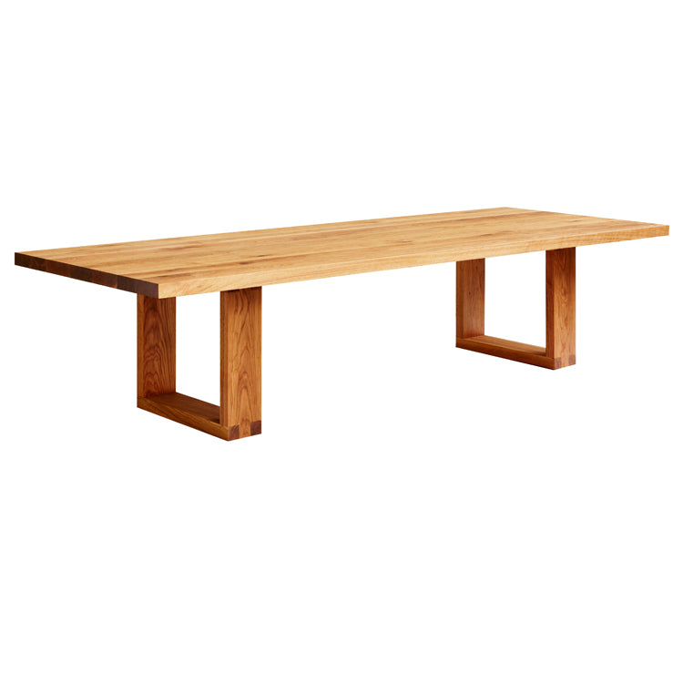 Sleigh Loop Dining Table by Mark Tuckey