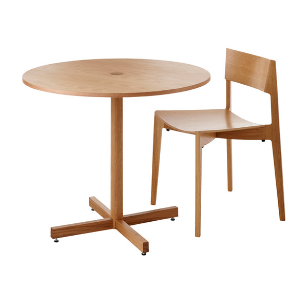 Bistro Table by Mark Tuckey