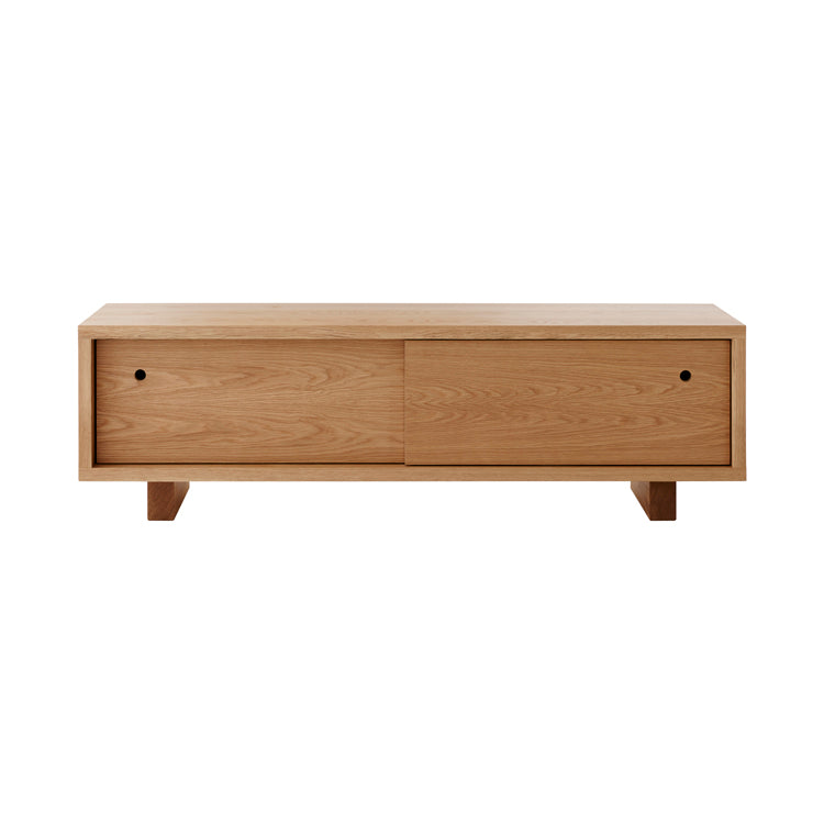 Plinth Entertainment Unit by Mark Tuckey