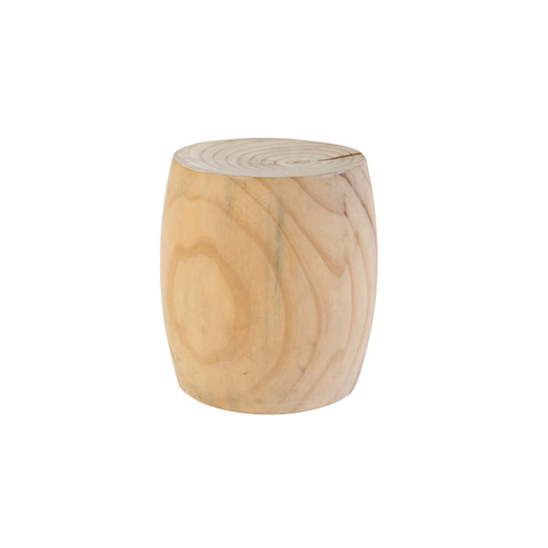 Baby Barrel Stool by Mark Tuckey