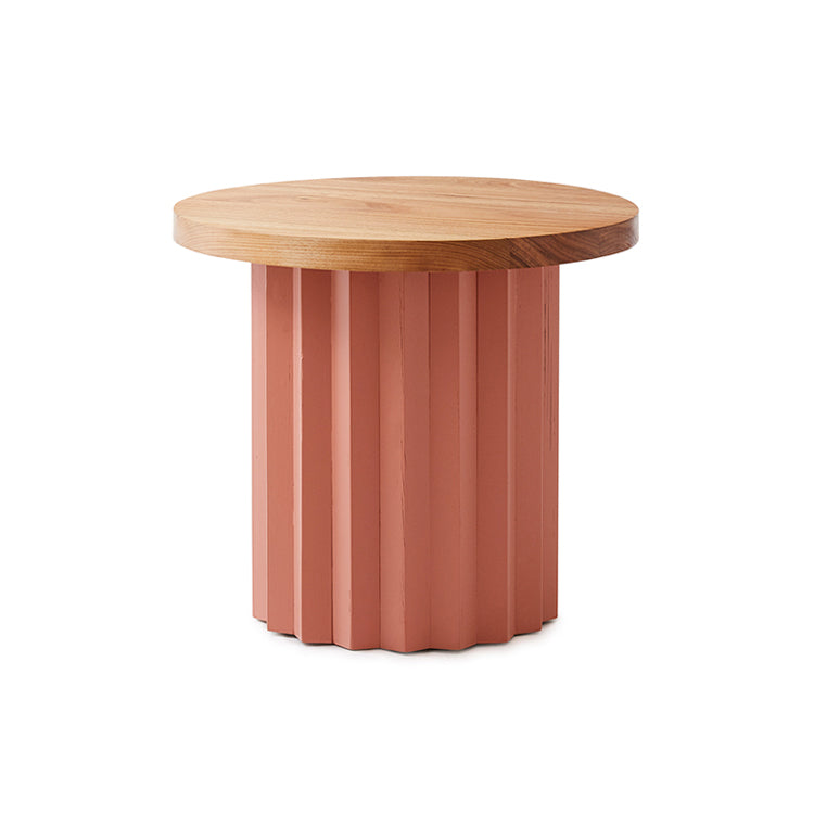 Cog Side Table by Mark Tuckey