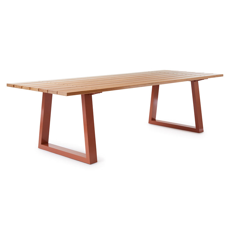 Locator Outdoor Table by Mark Tuckey