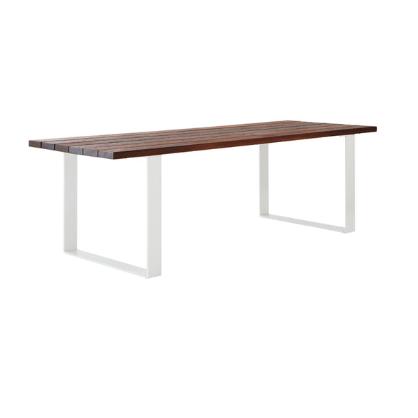 Loop Outdoor Dining Table by Mark Tuckey