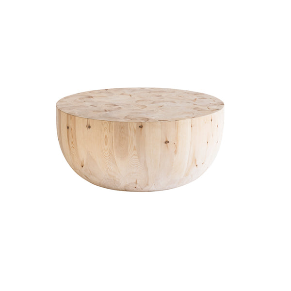 Mega Drum Coffee Table by Mark Tuckey