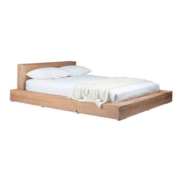 Platform Bed by Mark Tuckey