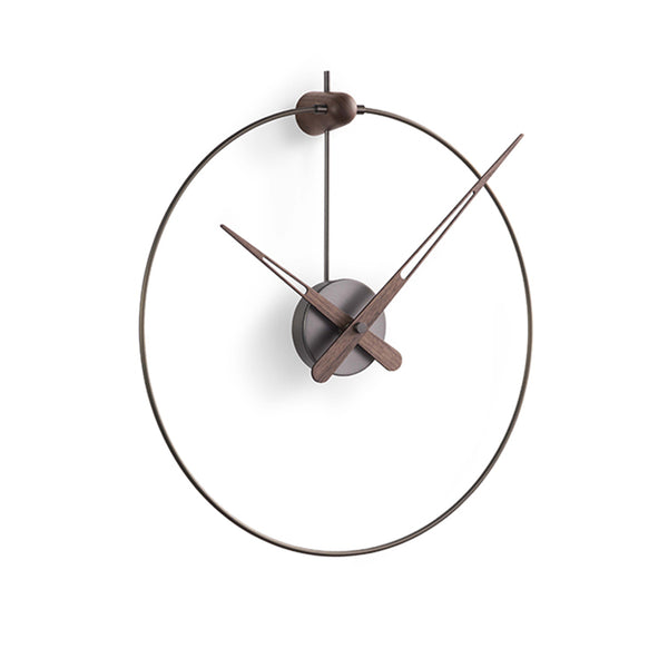 Micro Anda Wall Clock by Nomon