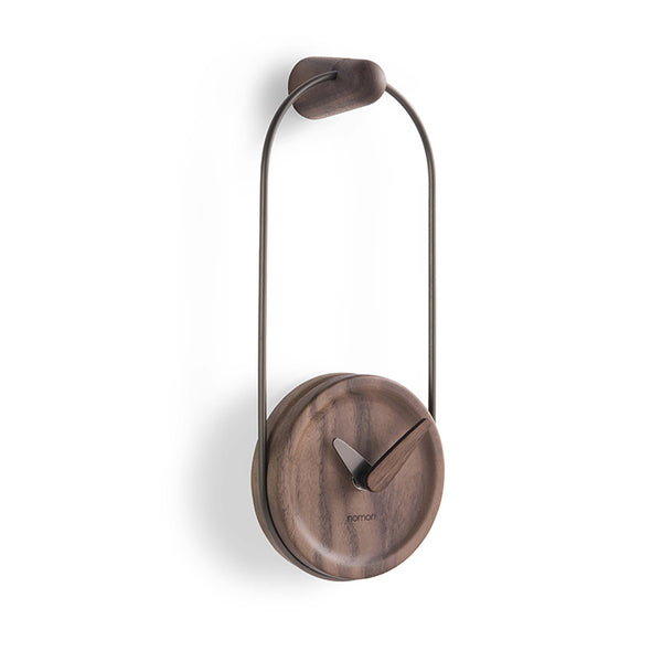 Micro Eslabón Wall Clock by Nomon