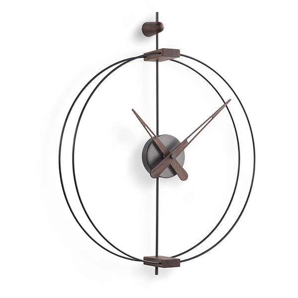 Micro Barcelona Wall Clock by Nomon