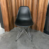 Eames DSR Moulded Plastic Chair Eiffel base by Herman Miller