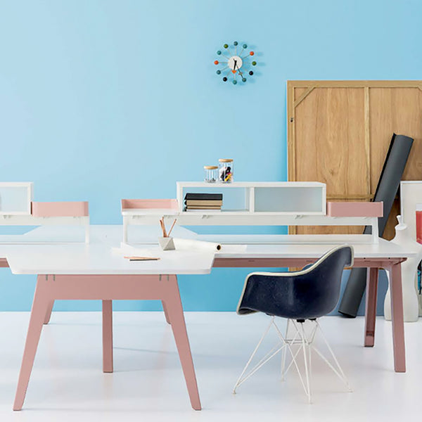 Optimis Desk Setting by Herman Miller