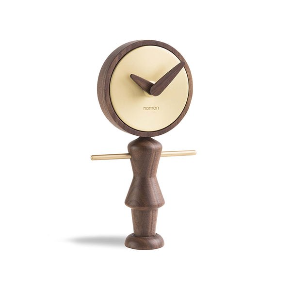 Nena Table Clock by Nomon