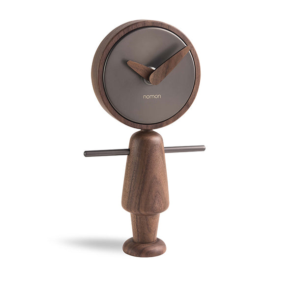 Nene Table Clock by Nomon
