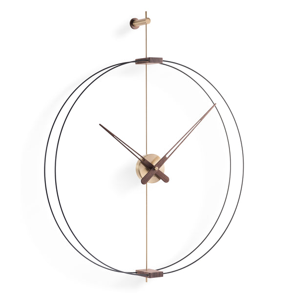 Mini Barcelona Clock by Nomon