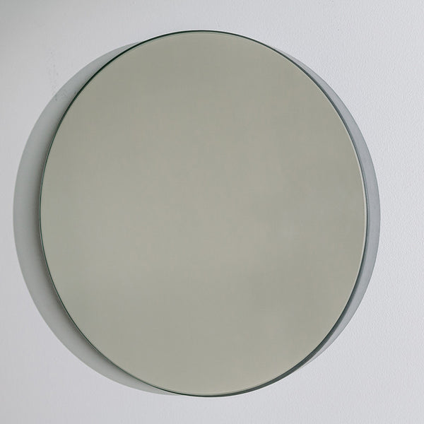 Courtney Face Mount Mirror by Nood Co