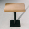 Square Cafe Table by Nood Co