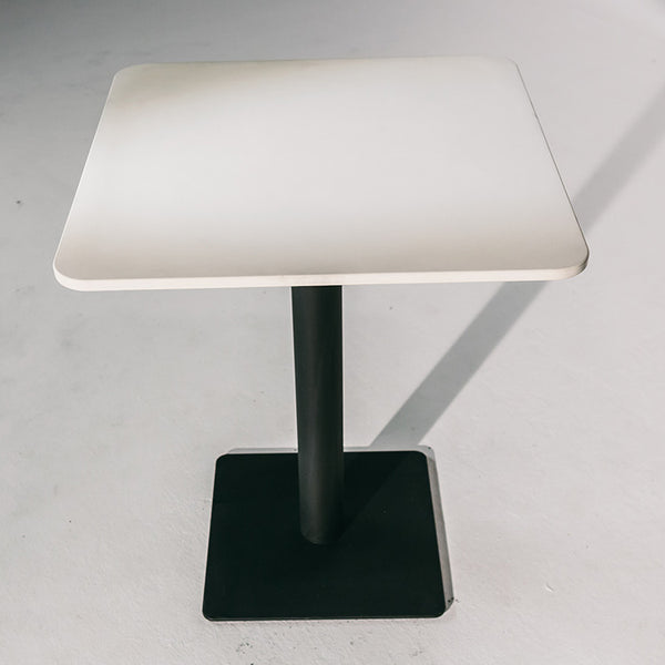 Trapezoid Cafe Table by Nood Co