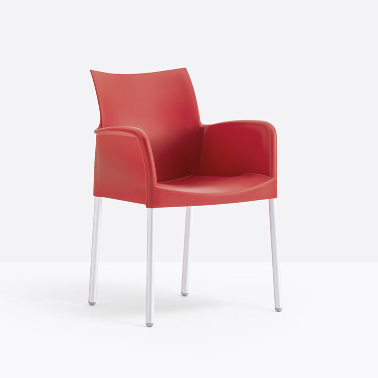 Ice Armchair by Pedrali