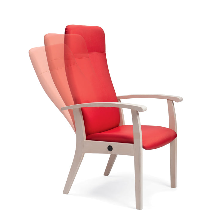 Sixty2 Recliner Chair by Piaval