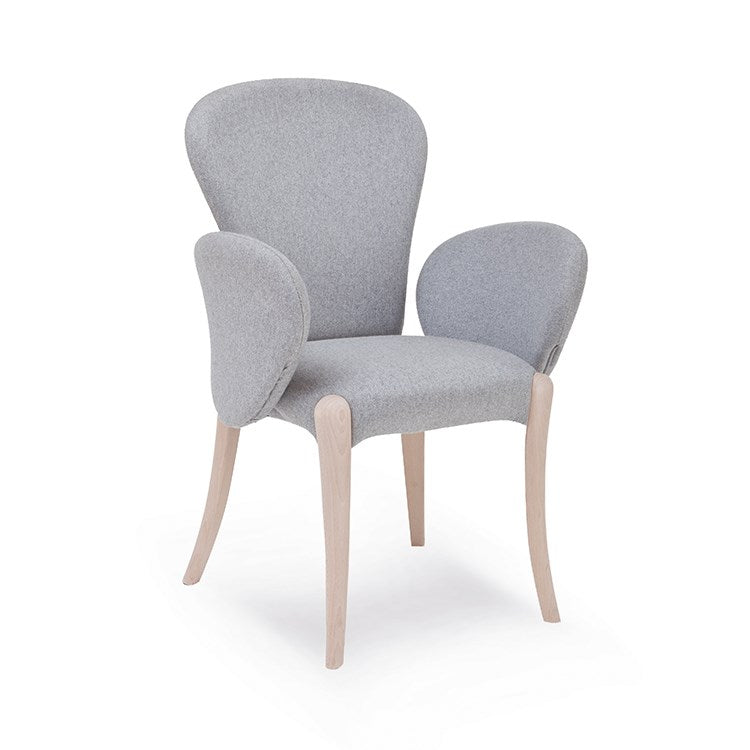 Rosa Dining Armchair by Piaval