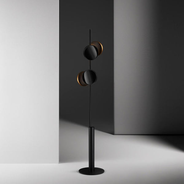 Typography - Cilon Staff Floor Lamp by Rakumba