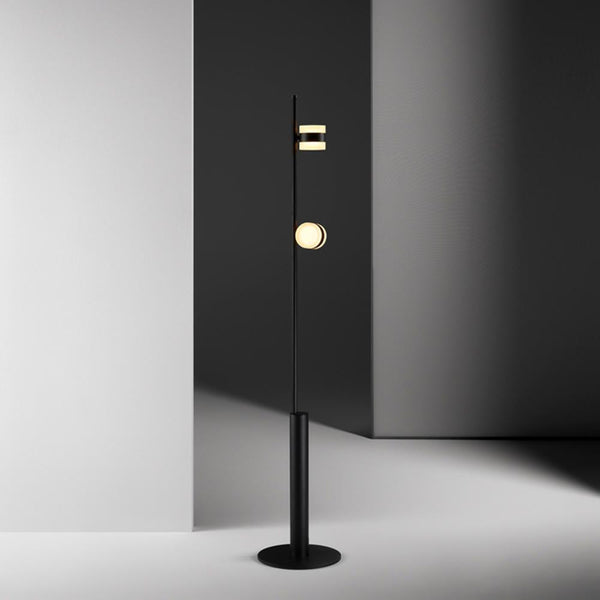 Typography - Cilon Layer Floor Lamp by Rakumba