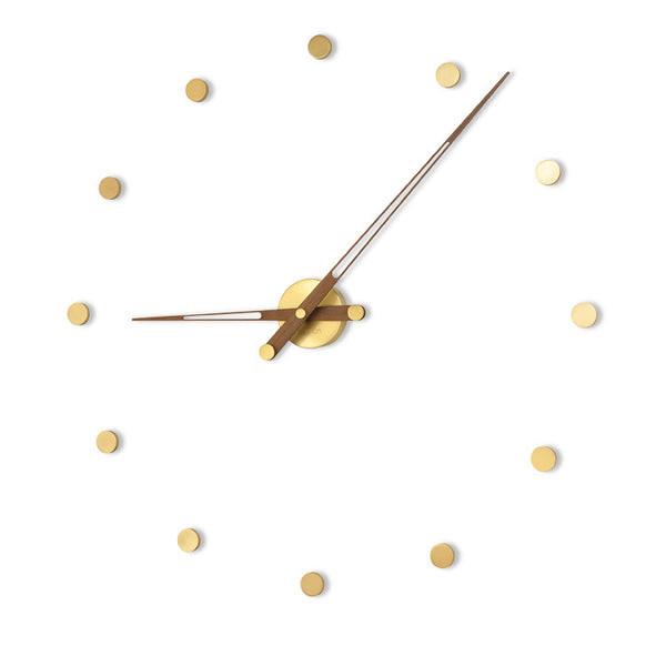 Rodon G Wall Clock by Nomon - Innerspace