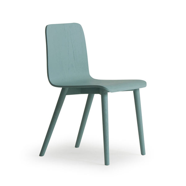 Tami Chair by Sketch - Aqua Blue