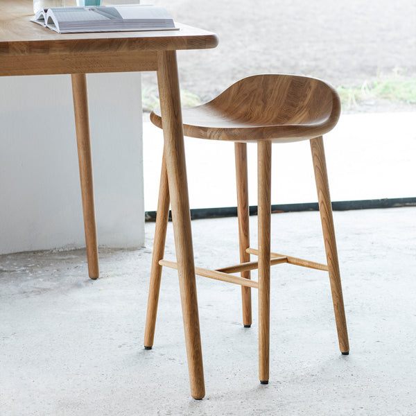Surprising Miss Holly Bar Stool By Stolab Innerspace Machost Co Dining Chair Design Ideas Machostcouk