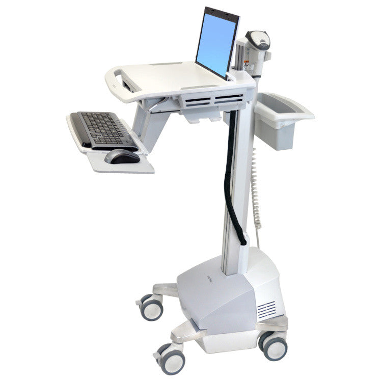 Styleview Laptop Cart - SLA Powered by Ergotron - Innerspace