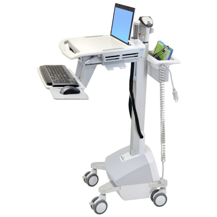 Styleview Laptop Cart - Life Powered by Ergotron - Innerspace