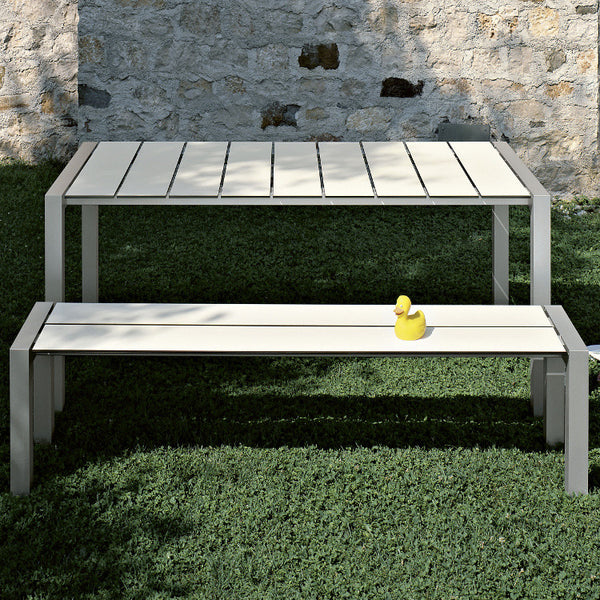 Sushi Outdoor Table by Kristalia - Innerspace - 1