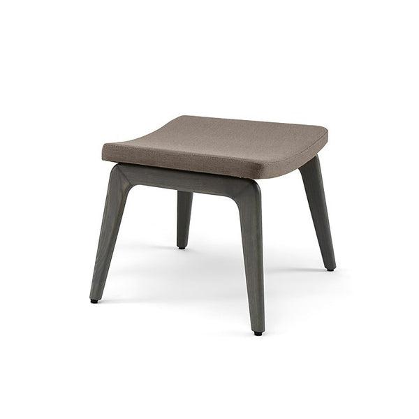 Nirvana Timber Ottoman by Torre