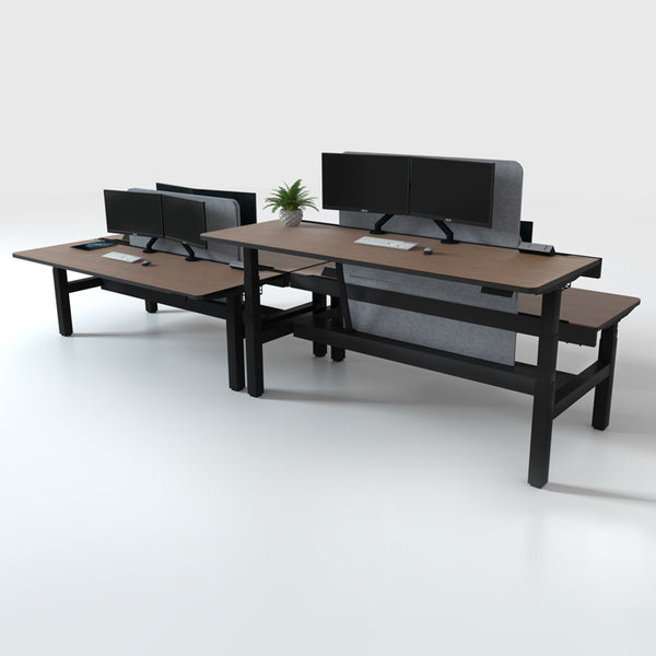Territory Sit to Stand Workstation by Innerspace
