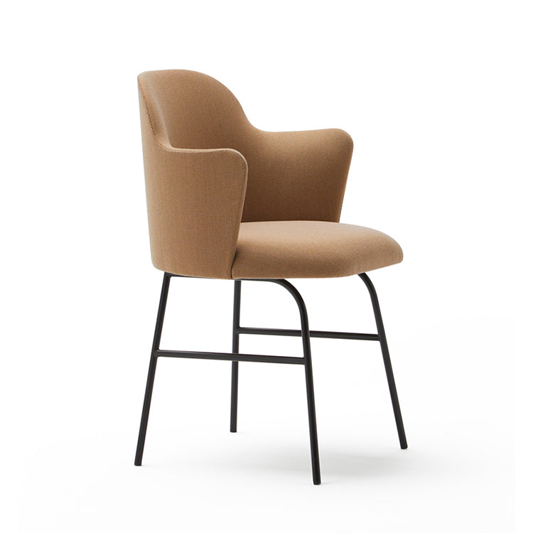 Aleta Metal Armchair by Viccarbe