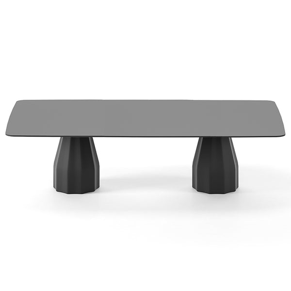 Burin Large Table by Viccarbe