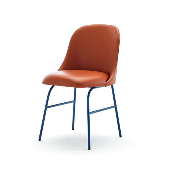 Aleta Metal Chair by Viccarbe