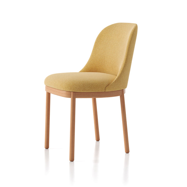 Aleta Timber Chair by Viccarbe