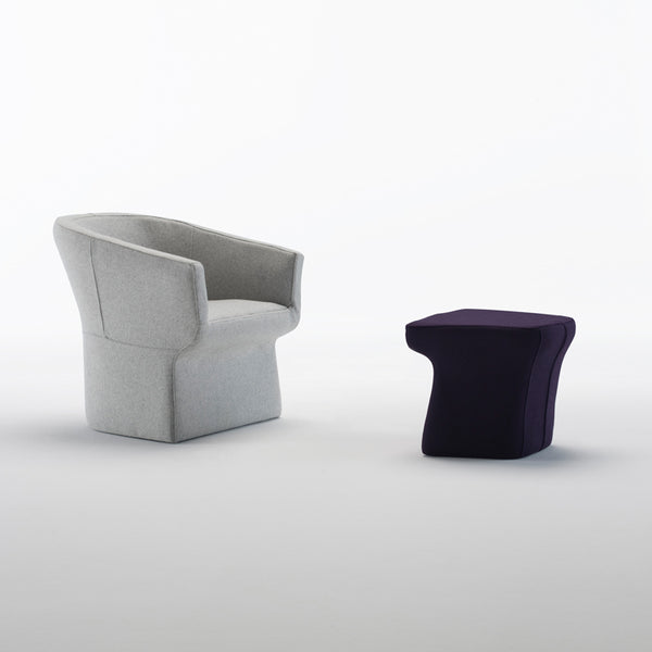 Fedele Pouf by Viccarbe