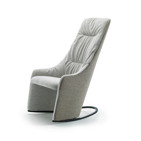 Nagi Armchair by Viccarbe