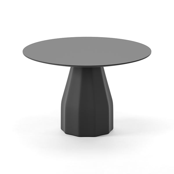 Burin Round Table by Viccarbe