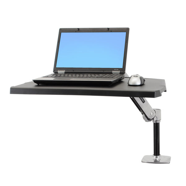 WorkFit-P1 Sit to Stand Workstation for Laptops by Ergotron - Innerspace - 1