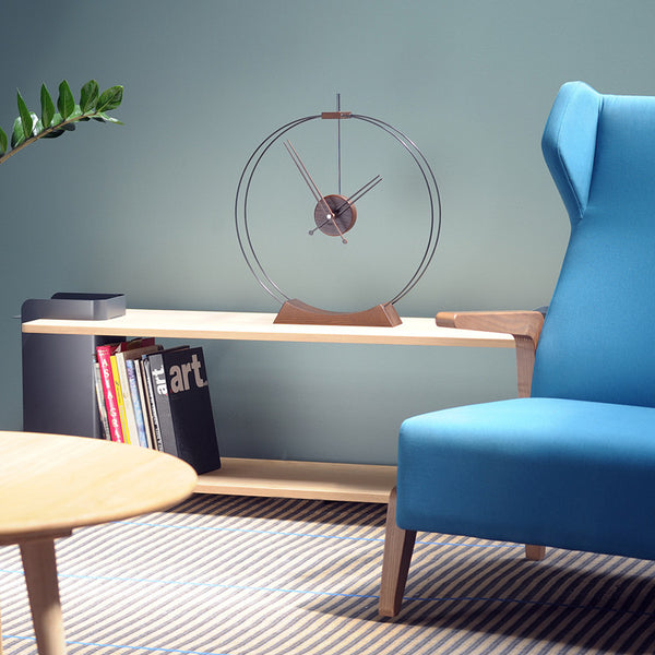 Aire Table Clock by Nomon - Innerspace - 1