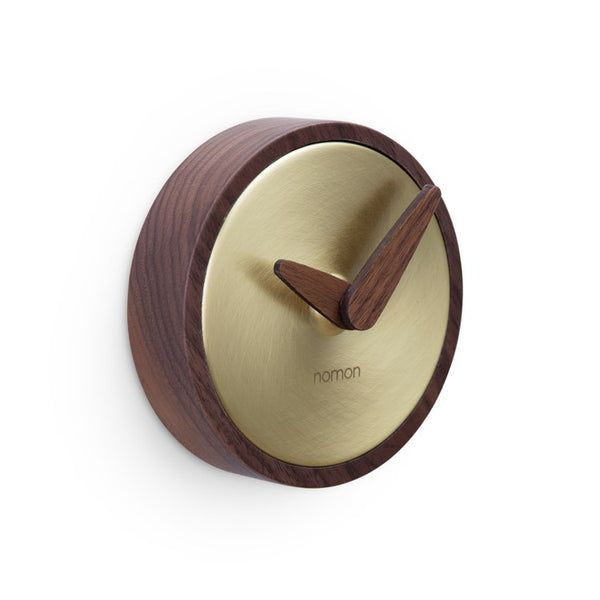 Atomo Wall Clock by Nomon