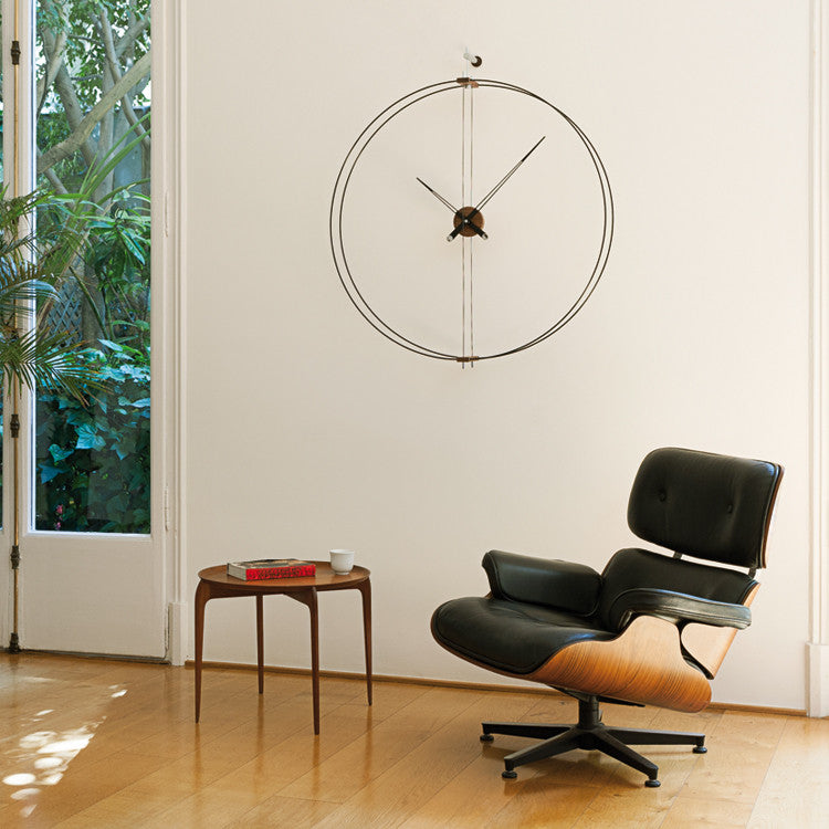 Barcelona Wall Clock by Nomon - Innerspace - 1