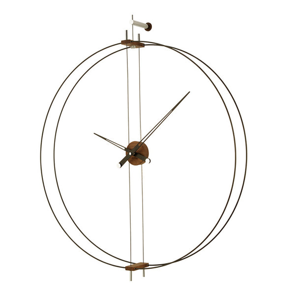 Barcelona Wall Clock by Nomon - Innerspace - 2