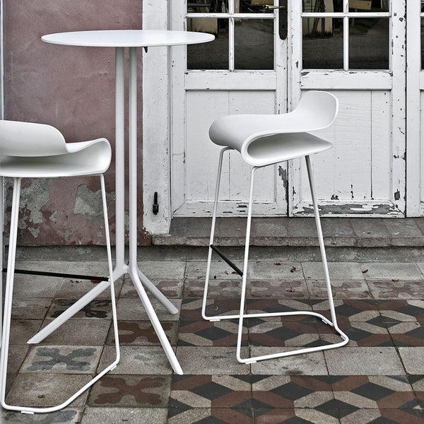 BCN Fixed Stool by Kristalia - Innerspace - 1