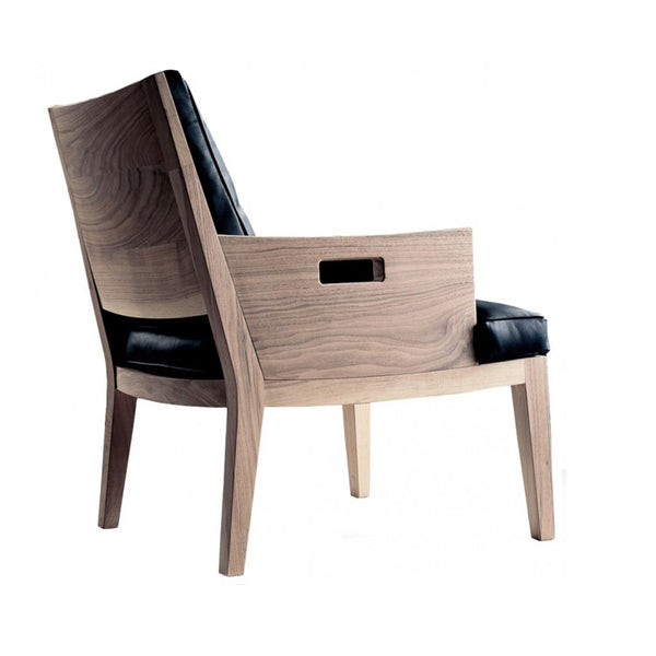 agave armchair by flexform innerspace. Black Bedroom Furniture Sets. Home Design Ideas