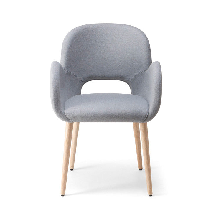 Bliss 04 Dining Armchair by Torre