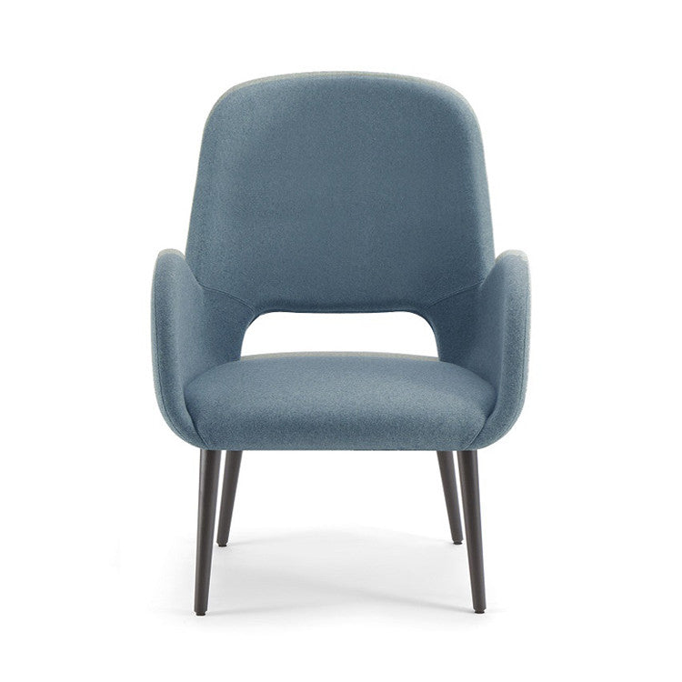 Bliss 05 High Back Armchair by Torre