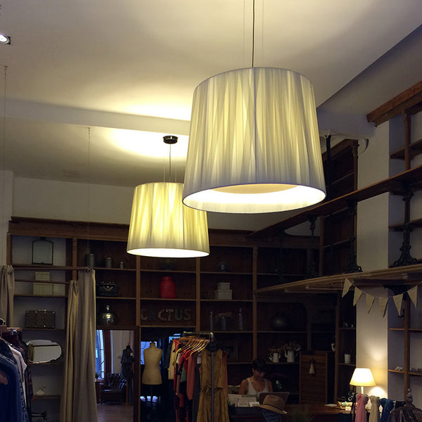 Dress Pendant Light by Fambuena